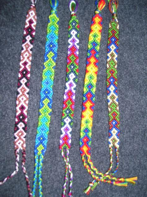 How To Make Friendship Bracelets Heart Pattern Www