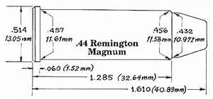 Reloading Data 44 Remington Magnum 44 Magnum Swift