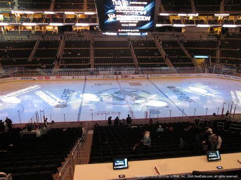 PPG Paints Arena Club Loge 6 - Pittsburgh Penguins ...