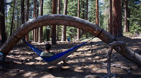 ultimate beginners guide  hammock camping serac