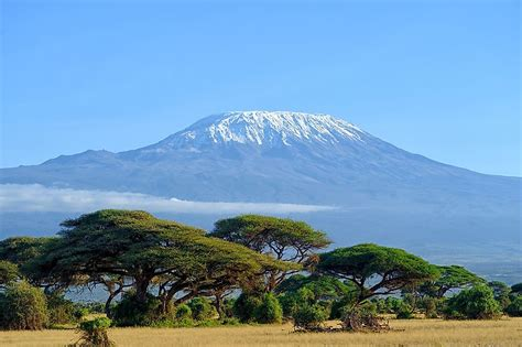 How to use mount in a sentence. Where is Mount Kilimanjaro? - WorldAtlas