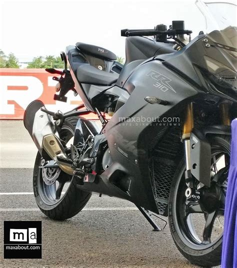 Tvs Apache Rr 310 Hd Photo by Production Ready Tvs Apache Rr 310 Photos Maxabout Exclusive