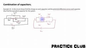 Solved Example   Capacitor Circuit Problem  Level 3