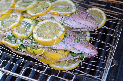 snapper grilled fish grill whole recipe mediterranean savoryexperiments easy gills own