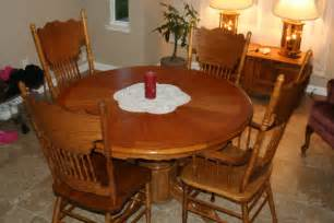 wood kitchen table and chairs marceladick