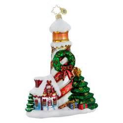 christopher radko ornaments 2014 radko destination christmas ornament holiday beacon