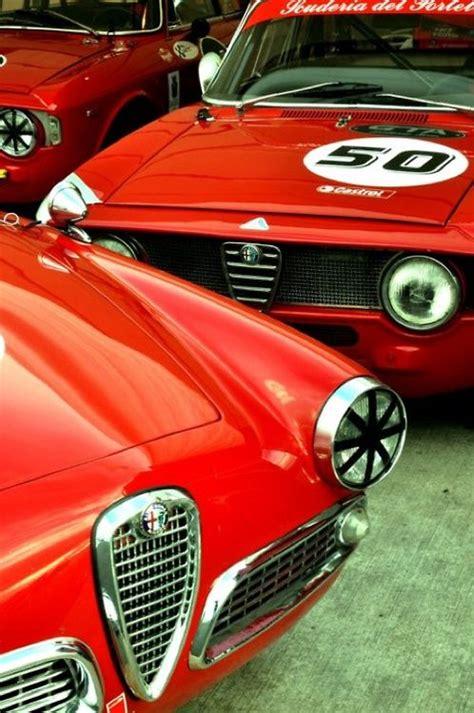 Alfa Romeo Gta's And Giulietta The Alfa Romeo Gta Is A