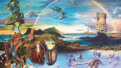 Surreal Surrealism Cool Wallpapers Desktop Background Backgrounds