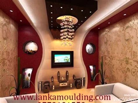 2016 Ceiling Designs by Lanka Letest Ceiling Designs 2016 Srilanka