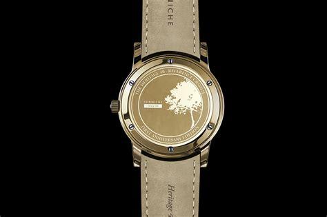 Corniche Klockor Ny Klocka Fr 229 N Corniche Watches Heritage 40 Verdure