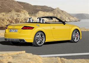 Audi Tt 2016 : paris 2014 2016 audi tt roadster bows the truth about cars ~ Medecine-chirurgie-esthetiques.com Avis de Voitures