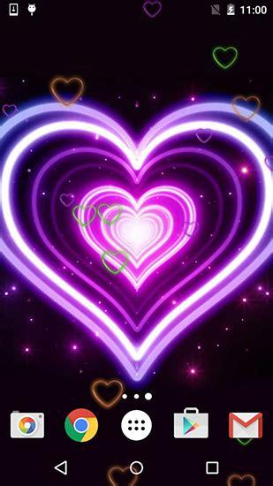 neon hearts fuer android kostenlos herunterladen