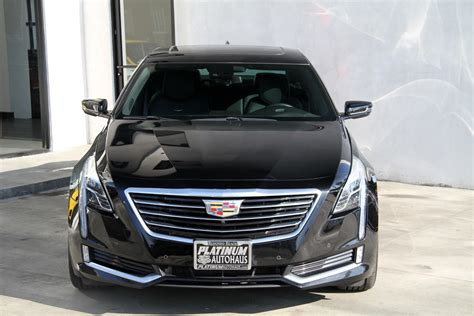 Ct Cadillac Dealers by 2016 Cadillac Ct6 3 6l Luxury Stock 6080a For Sale Near