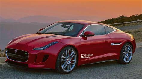 Render New 2018 Jaguar Ftype Midengined #jaguar