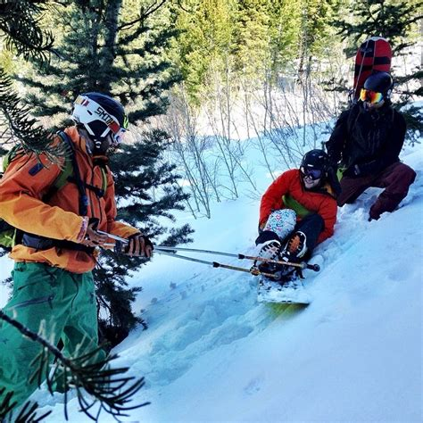 responder wilderness buddy timmy evac wfr utah cottonwood blown makeshift skins knee notice getting