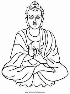 Buddha Bilder Kostenlos : buddha 03 gratis malvorlage in buddha religionen ausmalen ~ Watch28wear.com Haus und Dekorationen