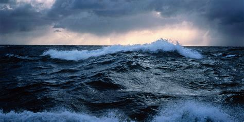 5 Ways Climate Change Is Affecting The Ocean