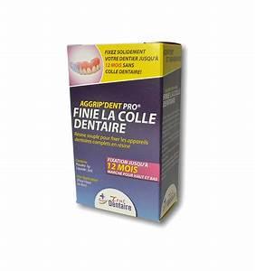 Produit Pour Enlever La Colle : aggripdent pro ~ Dailycaller-alerts.com Idées de Décoration