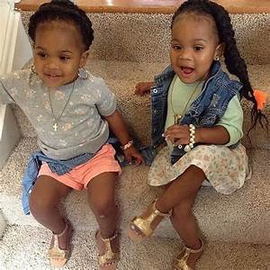 Cute Kids Black Beauties African American Extensions Box ...