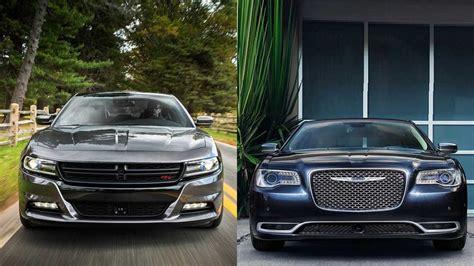 Chrysler 300 Vs Dodge Charger by 2016 Dodge Charger Vs 2016 Chrysler 300