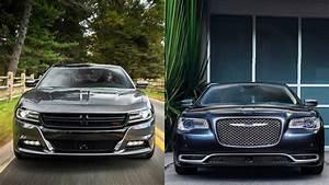 2016 Dodge Charger Vs 2016 Chrysler 300