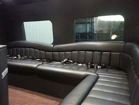 Sprinter Van Conversion Seating Houston Dallas San Antonio