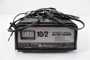 Schmacher Se 50ma Manual Battery Charger