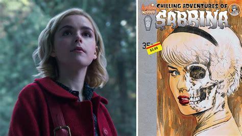 craziest sabrina comic plots   wont