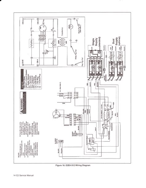 Evcon Air Conditioner Wiring Diagram by Coleman Evcon Thermostat Wiring Diagram