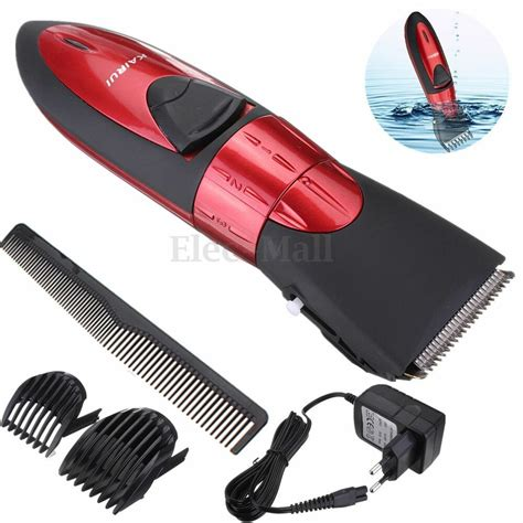 washable rechargeable men kid hair clipper beard trimmer haircutting