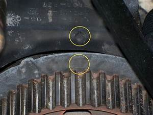 Timing Marks For A 2 3 Engine  What Do The Timing Marks