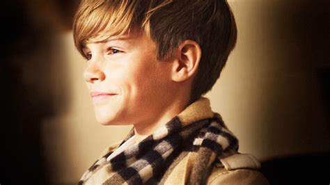 Romeo Beckham Is Burberry's Most Adorable Model - Racked