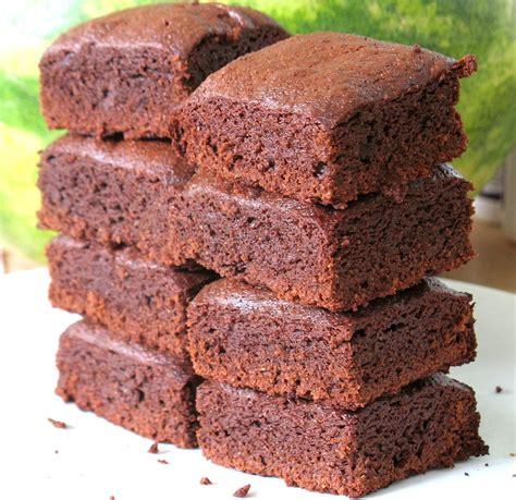 la cuisine de nathalie brownies protéiné au chocolat cru tofu soyeux