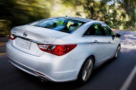 Hyundai Sonata 0 60 by Hyundai Sonata 2 0 Turbo Hits 60 In 6 5 Seconds Returns