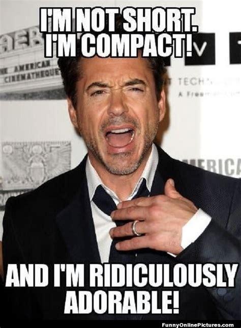 Robert Downey Jr Meme - i m compact robert downey jr celebrity meme funnypic lol humor pinterest robert