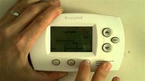 Save Money With Your Honeywell Thermostat