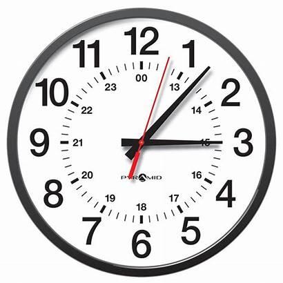 Analog Clock Hour Synchronized Ip Face Clocks