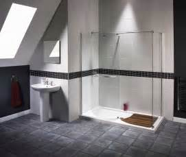 modern bathroom tile ideas trend homes walk in shower modern design