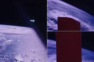 Did NASA hide UFO with STICKY TAPE? Apollo astronauts ...