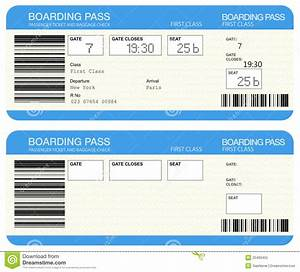 29 Images of United Boarding Pass Template | kpopped.com