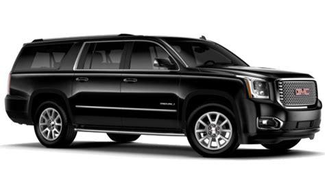 Gmc Yukon Xl  New York Finest Luxury Car Service