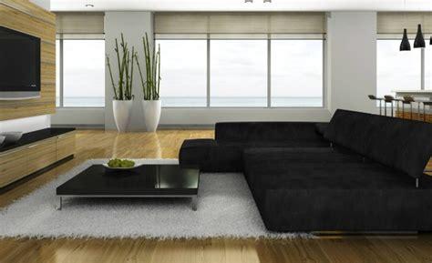 sala de tv sofá preto como decorar a sua sala de tv decora 231 227 o de ambientes