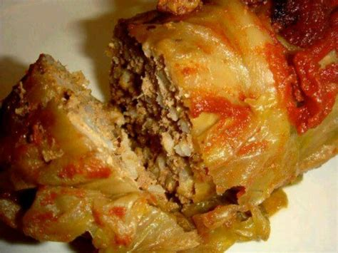 cabbage rolls in oven oven baked cabbage rolls recipes food pinterest