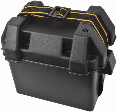 Small Boat Battery by Small Battery Box Attwood Marine