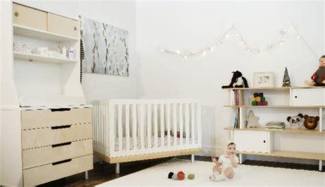 chambre bébé couleur une chambre aux couleurs neutres pour bébé