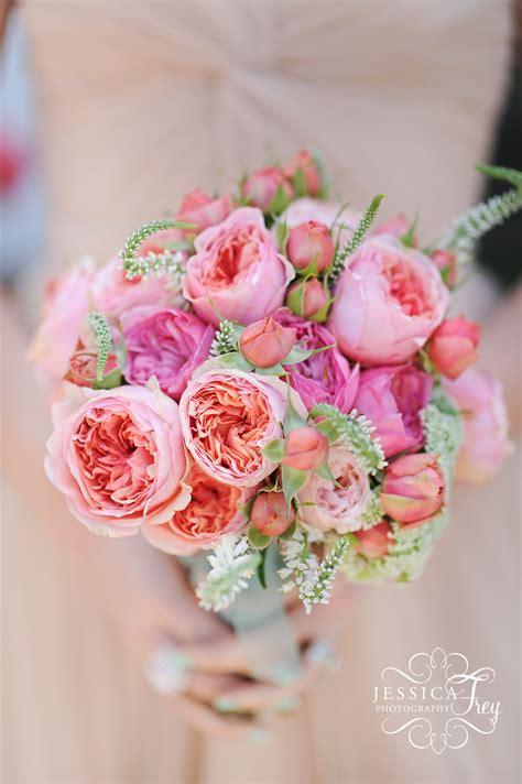 Wedding Party And Bridal Bouquet Flower Ideas Austin