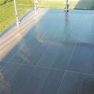 resine transparente etancheite terrasse carrelee arcaclear With etancheite de terrasse carrelee