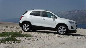 Chevrolet-Trax-Chevy-SUV Les Voitures
