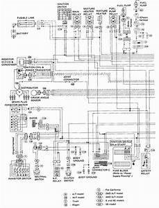 I Have An 1989 Nissan D21 Truck With A 3 0l V6 And I Need