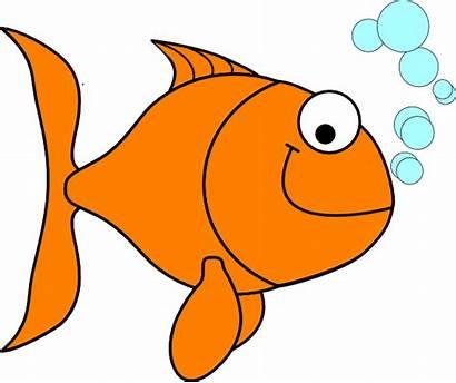 Goldfish Clip Clipart Clker Cliparts